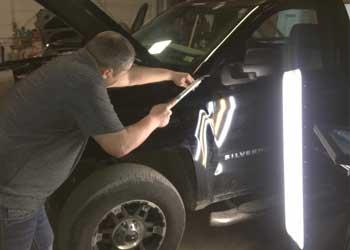 Auto Hail Repair and Paintless Dent Repair in Denver, CO